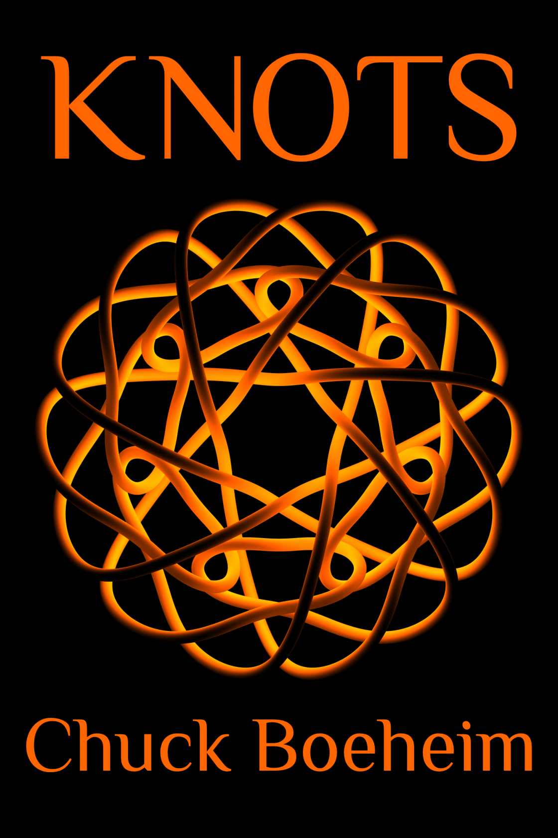 Cover of Knots by Chuck Boeheim