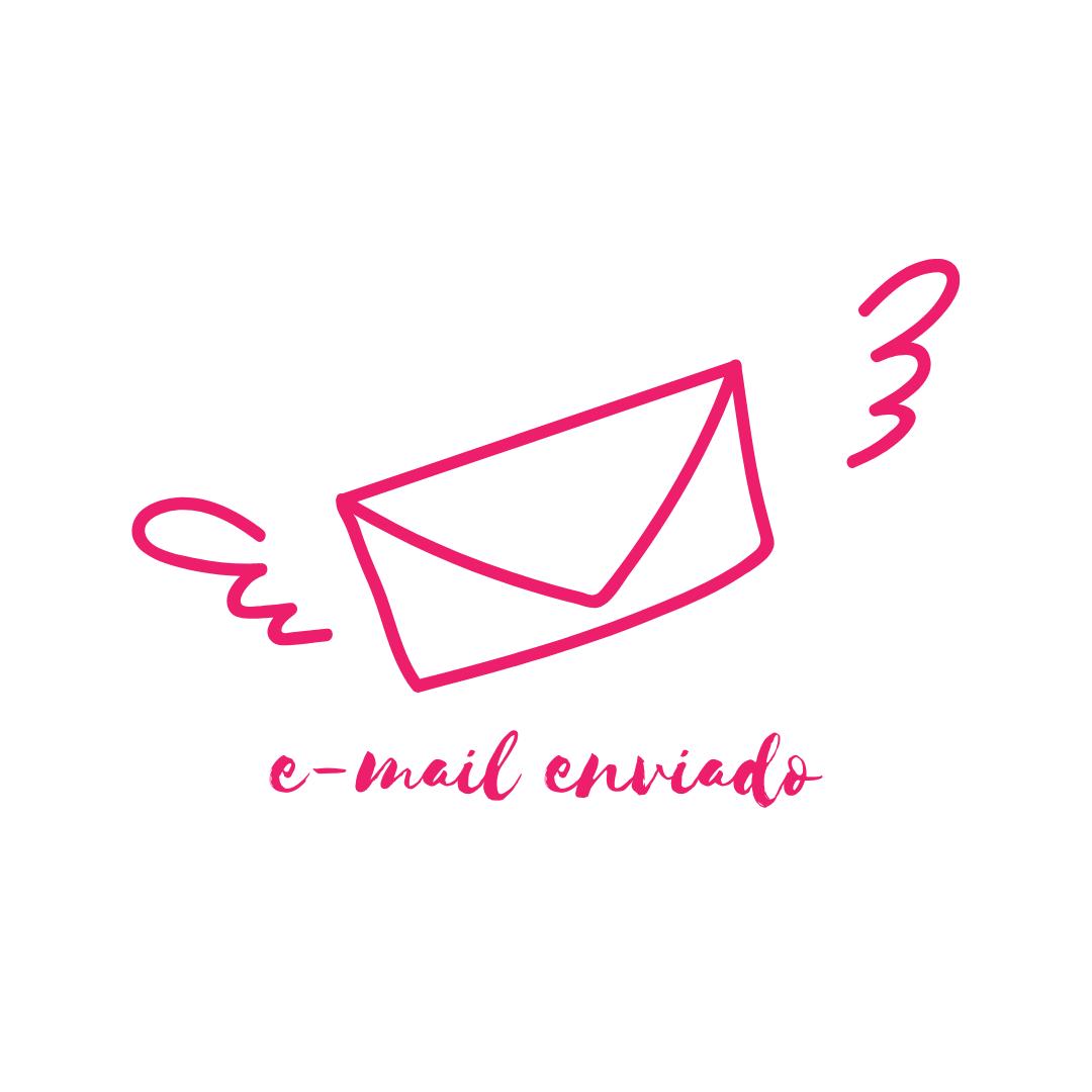 e-mail enviado