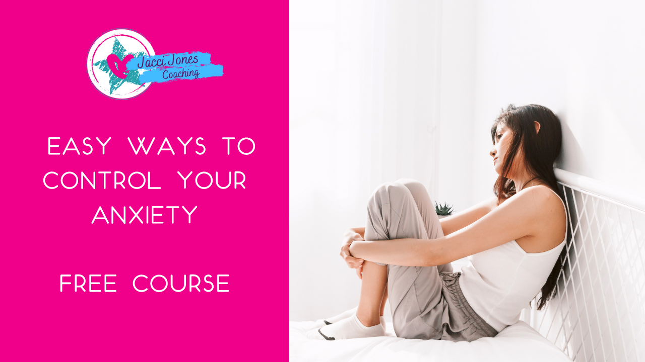 Easy ways to control your anxiety