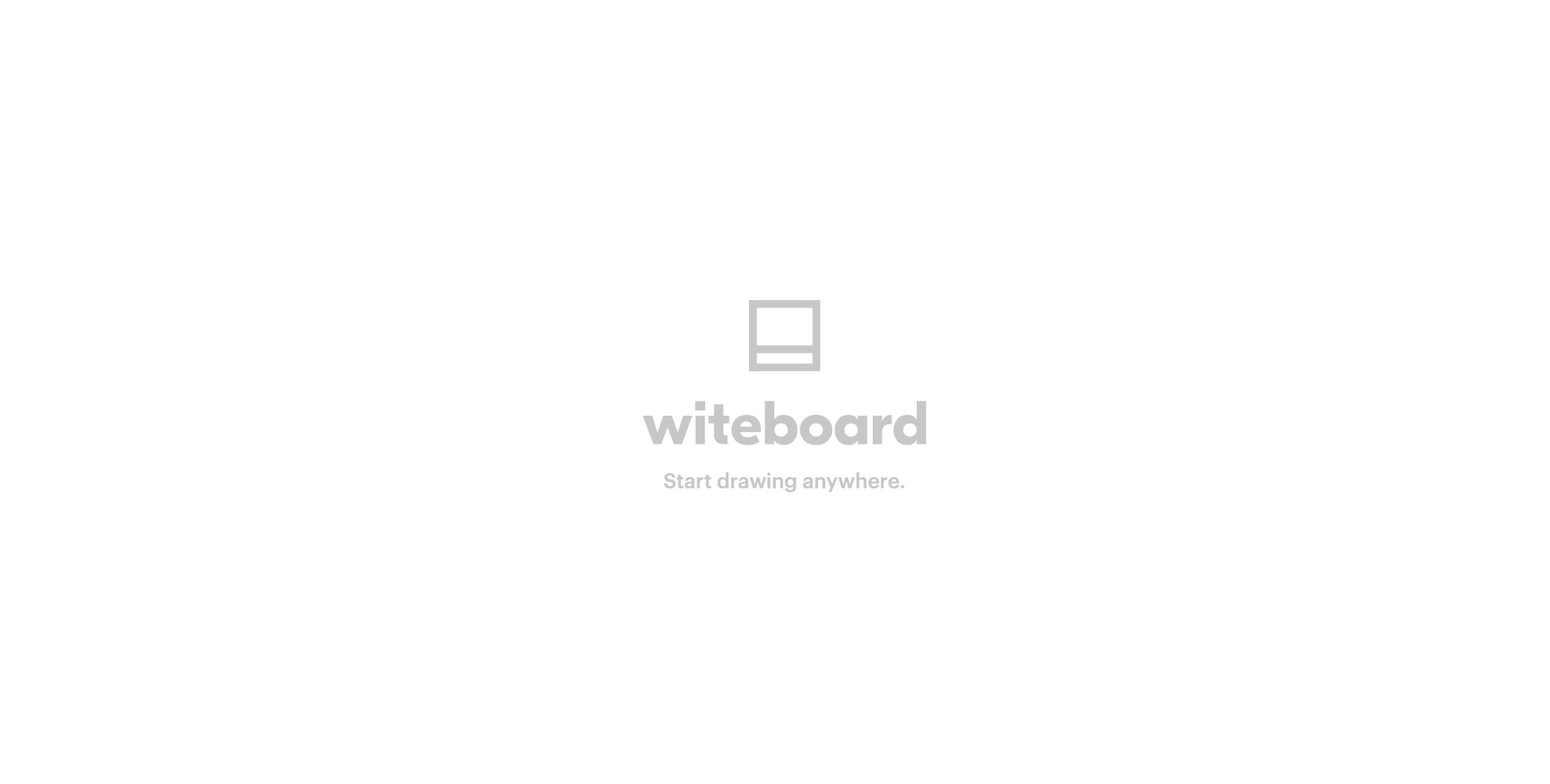 Witeboard Homepage