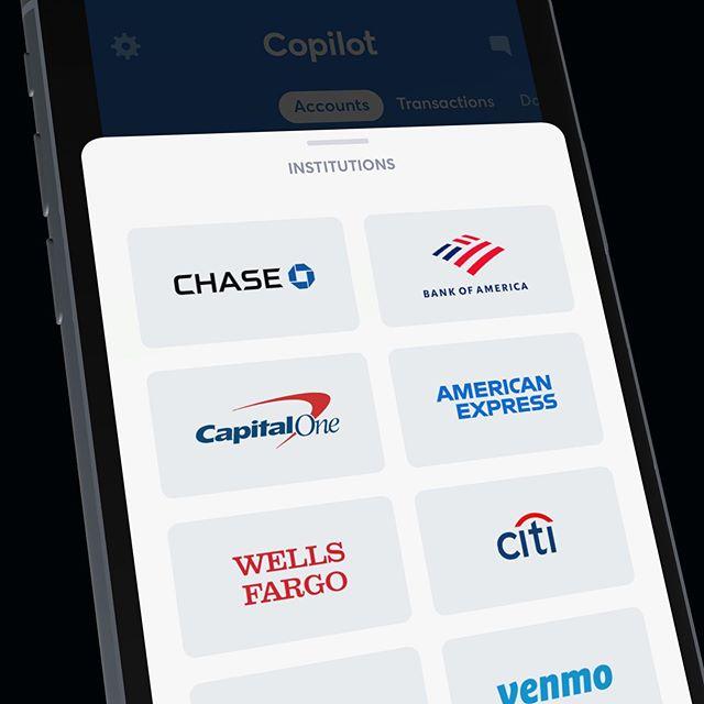 Linking banks on Copilot