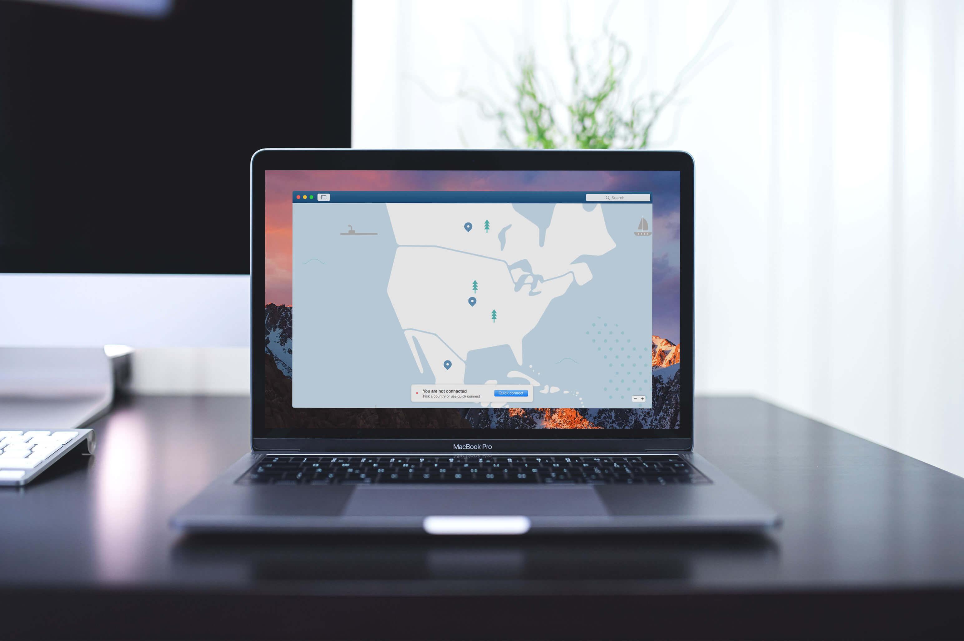 NordVPN on Macbook Pro