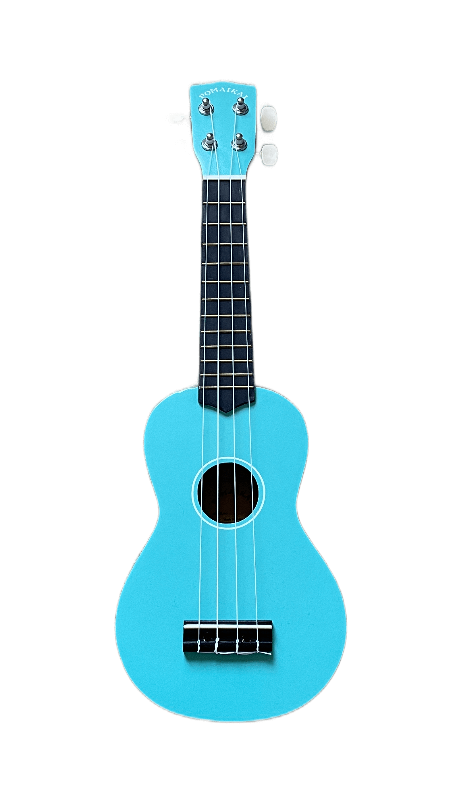 Scanned Ukulele