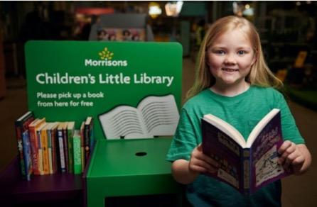 Morrisons' Children's Little Library