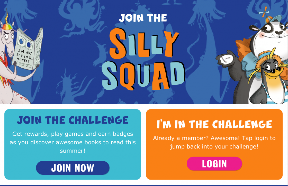 Join the Silly Squad