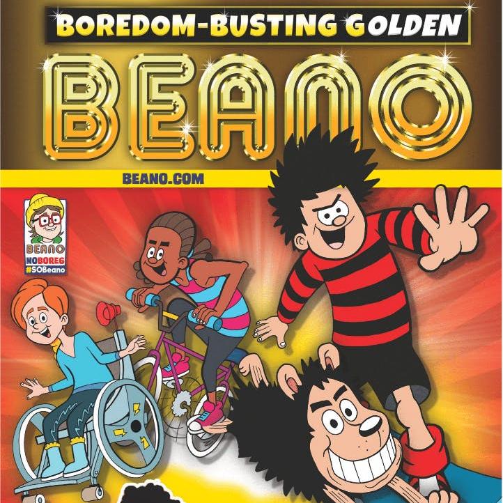 The Golden Beano comic: Free Edition Six