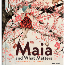 Cover of Maia book