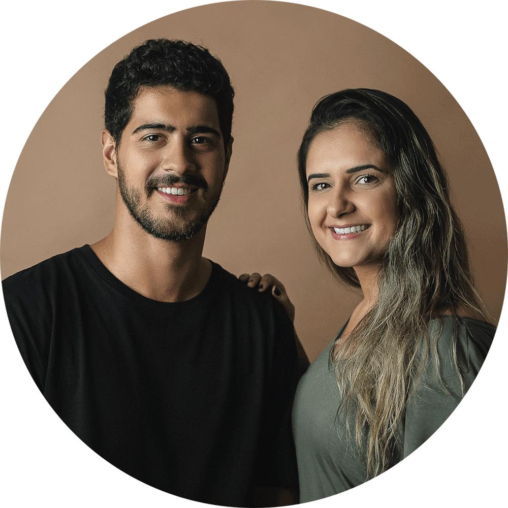 Fotógrafos João e Marina