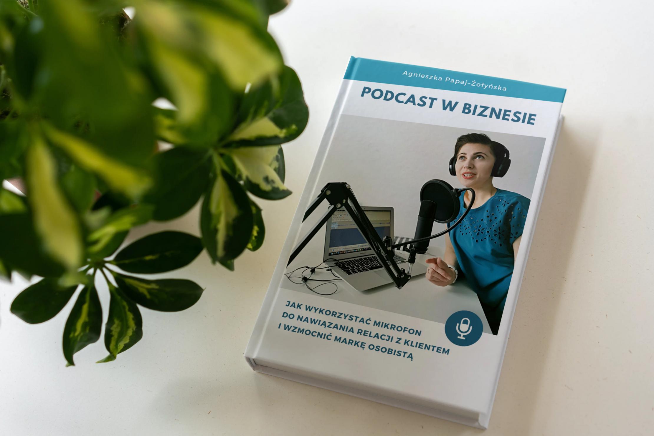 podcast w biznesie wing person