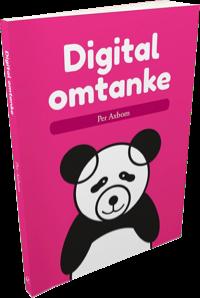 Handboken Digital omtanke - omslag