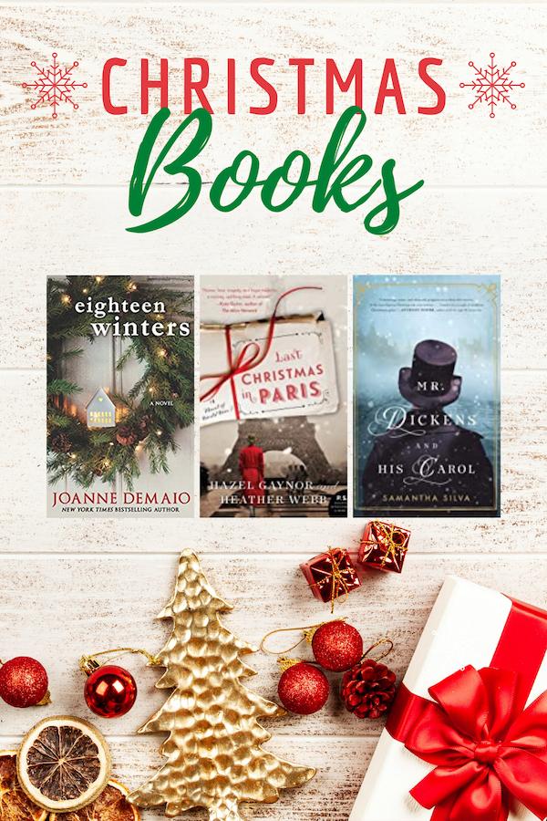 Christmas Books List