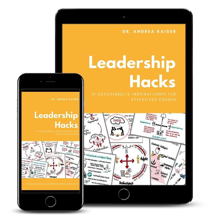 eBook Leadership Hacks
