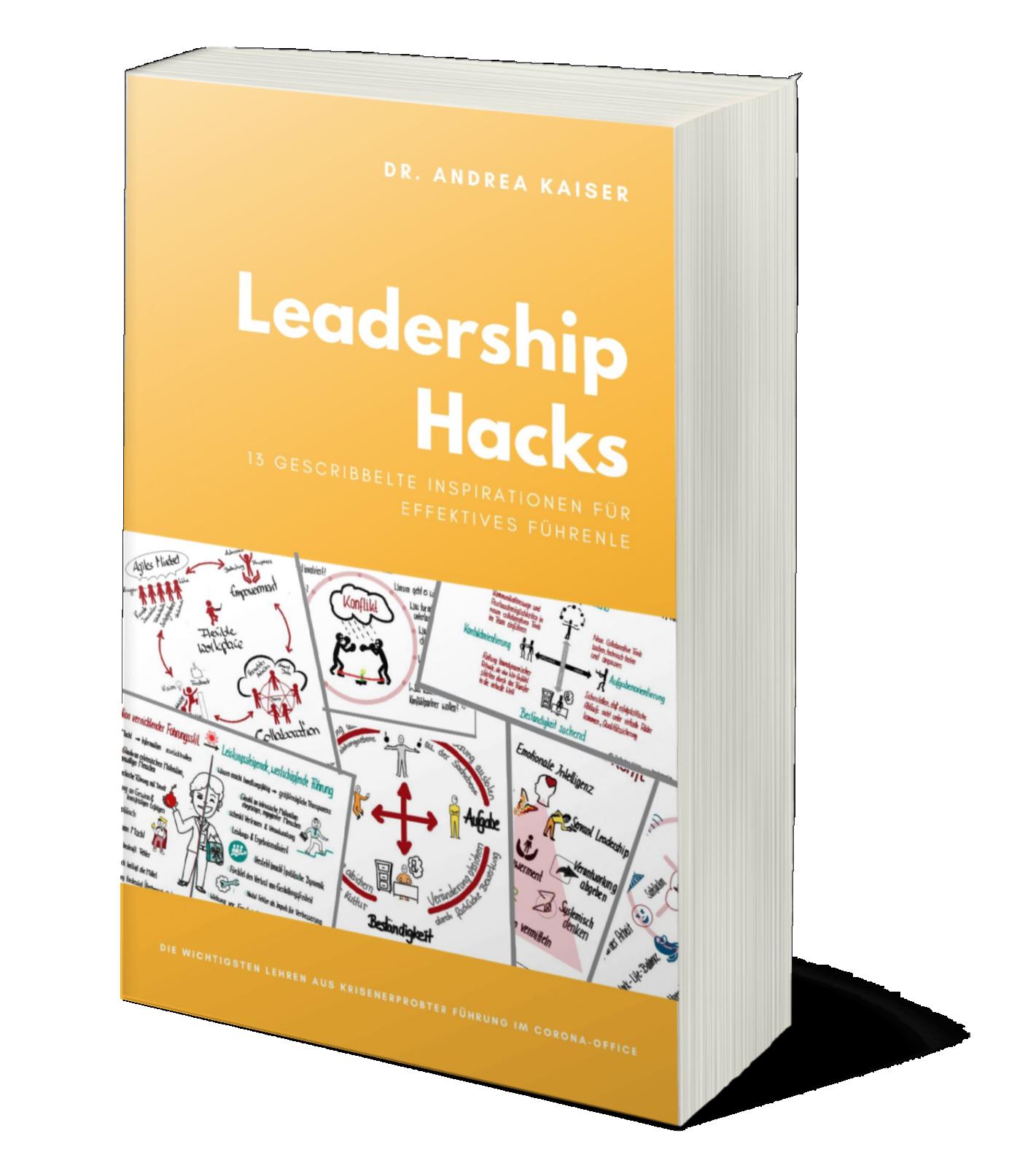 Leadership Hacks: 13 Tipps für wirkungsvolle Führung