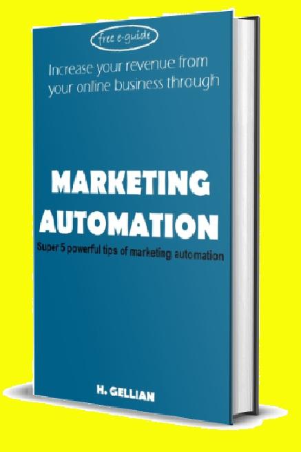 Marketing Automation E book