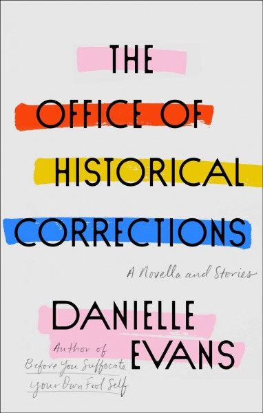 The Office of Corrections book cover