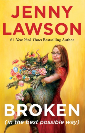 Book cover of Broken (in the best possible way)