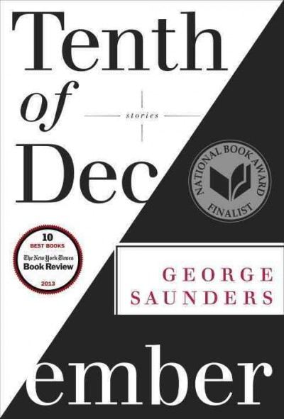Tenth of December book cover