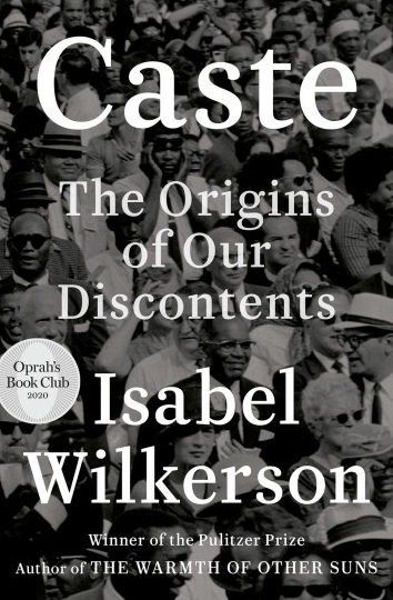 Book cover of Caste
