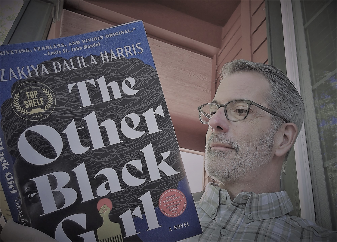 Bob Abbey reading The Other Black Girl