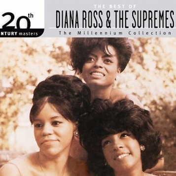 Diana Ross & The Supremes album cover