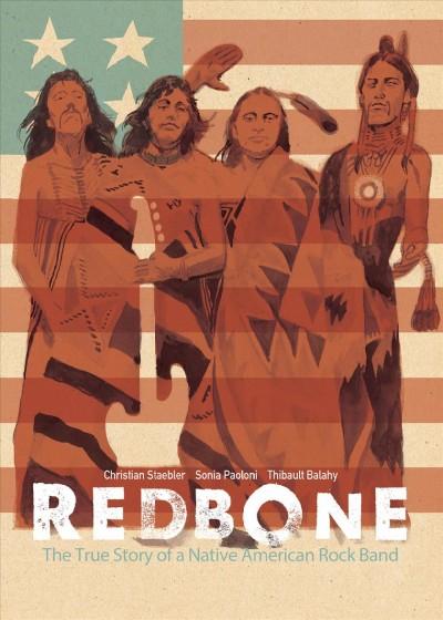 Redbone book cover