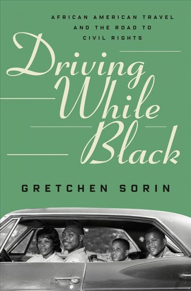 Driving While Black book cover
