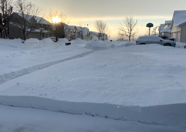 Over two feet of snow in my neighborhood reminds me of investments that are worth it