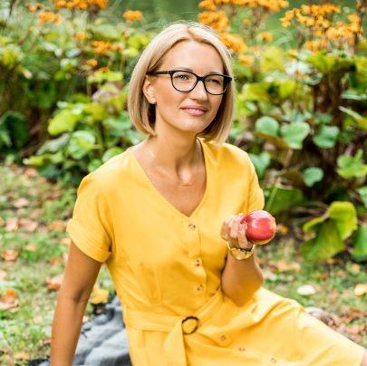 Agata Jasińska Szczęście od Kuchni