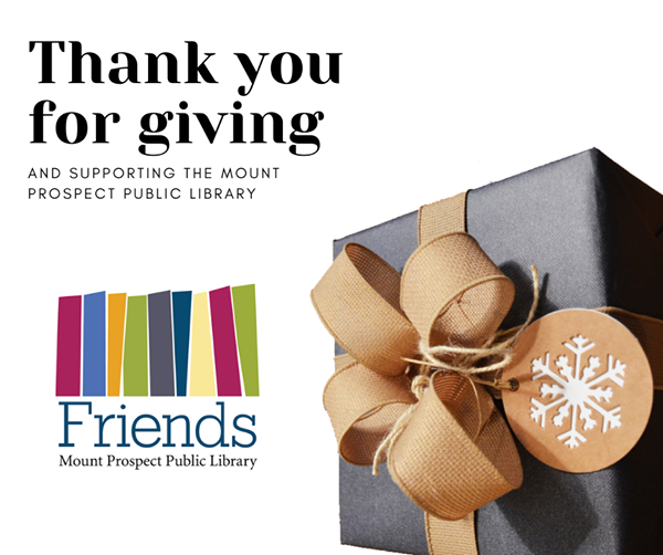 Support the Friends with a Year-End Gift