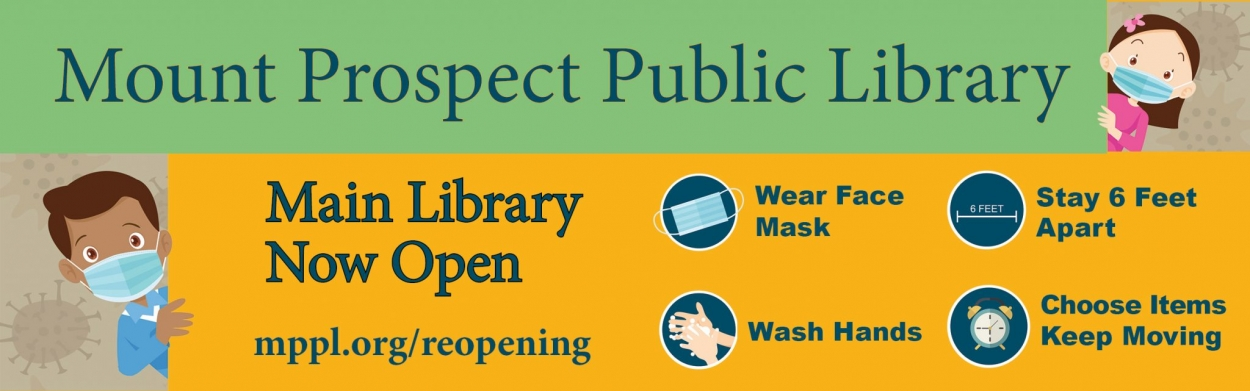 Main Library Building Open