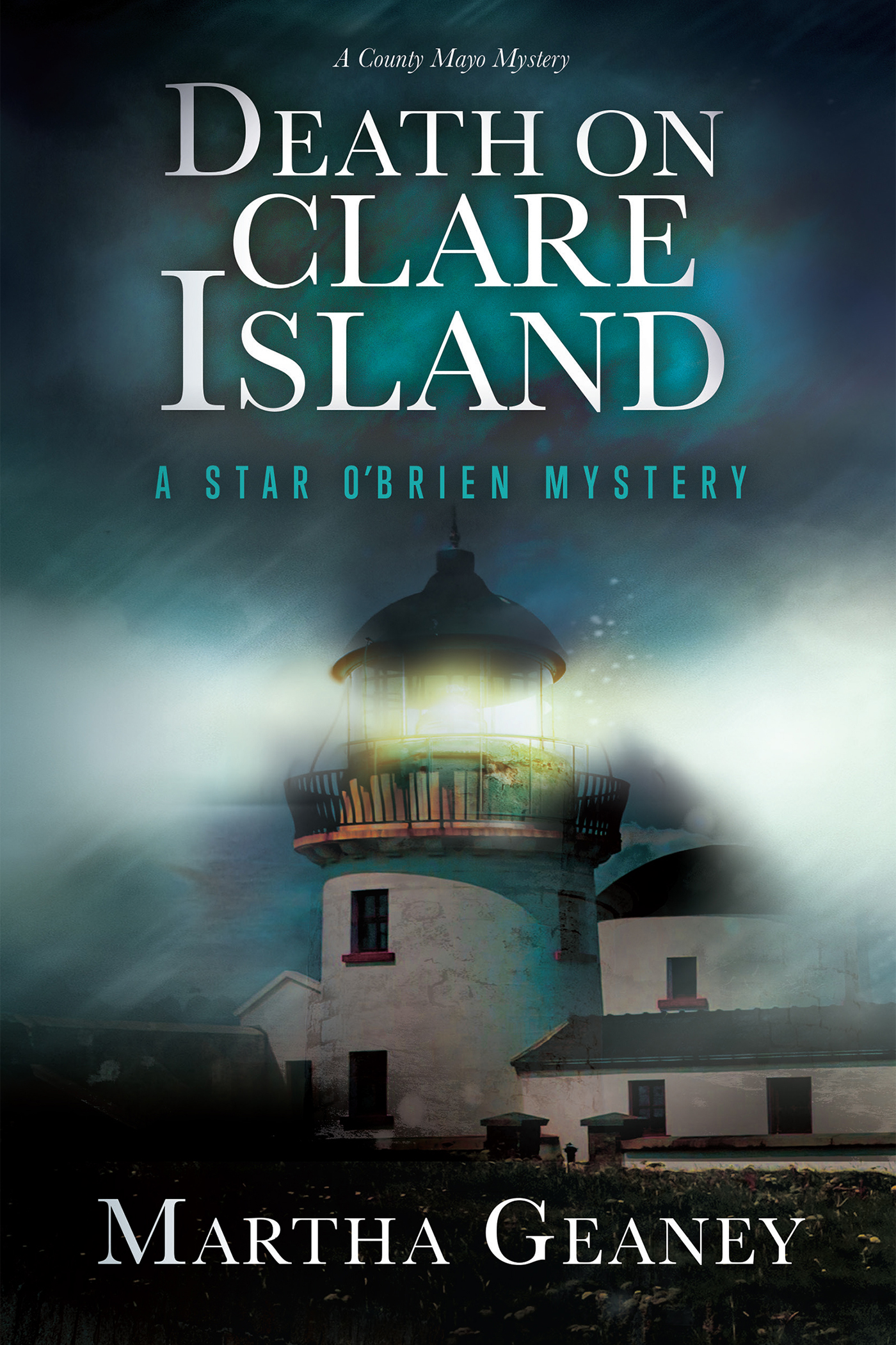 Book Cover for Book 1 in the Star O'Brien Mystery Series