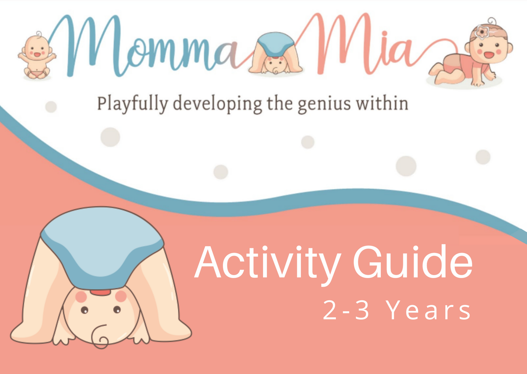 MommaMia activity guide