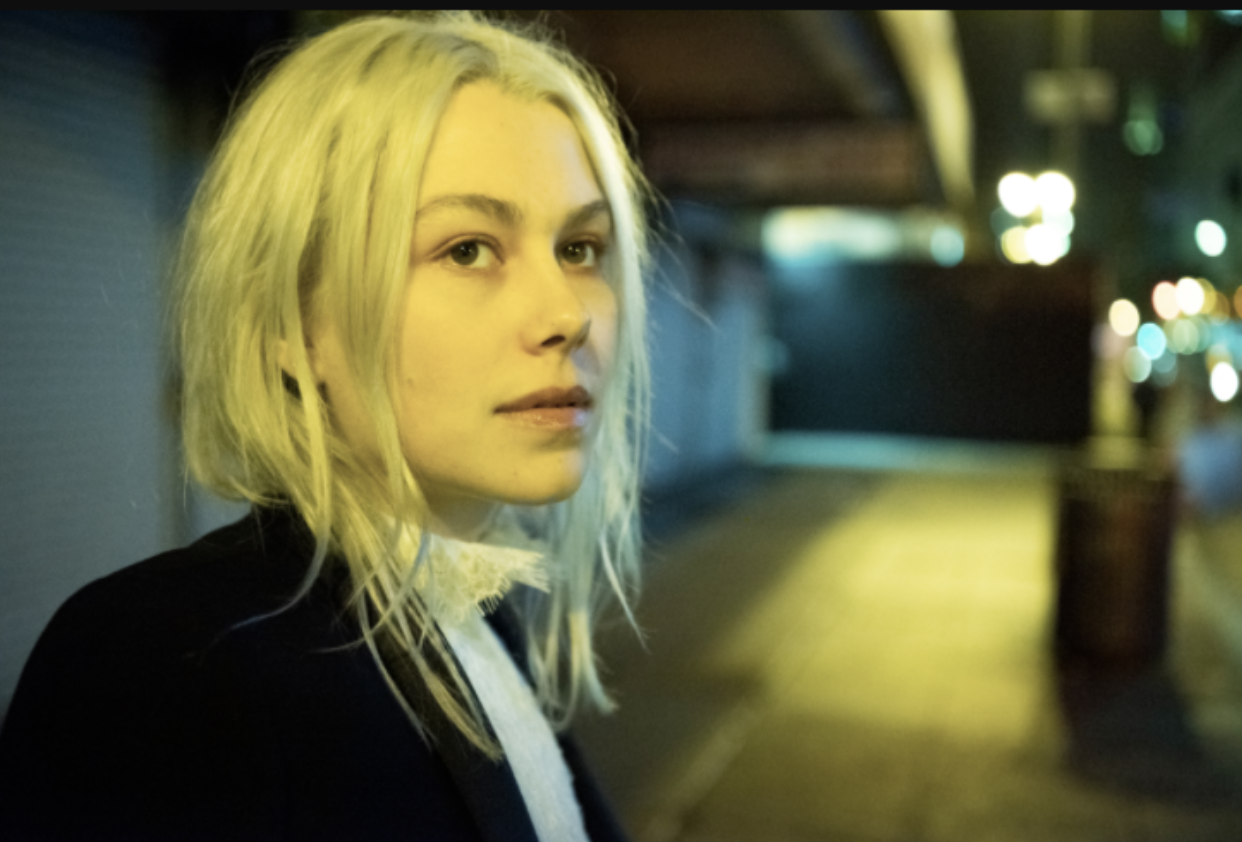 Phoebe Bridgers presenta el video de