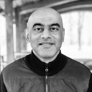 Writer Vikram Ramakrishnan