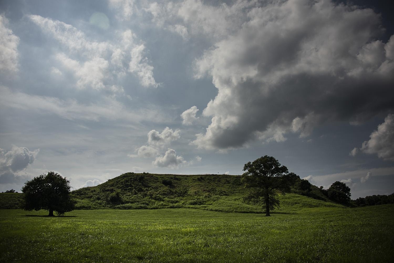 Cahokia Mound Ohio