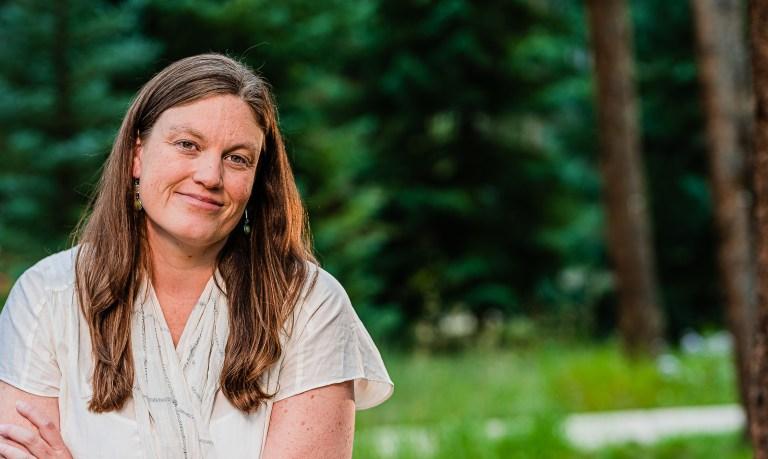 writer Andrea Clark Mason