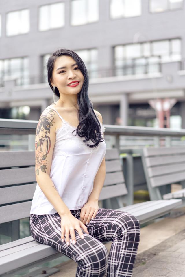 Gloria Zhang