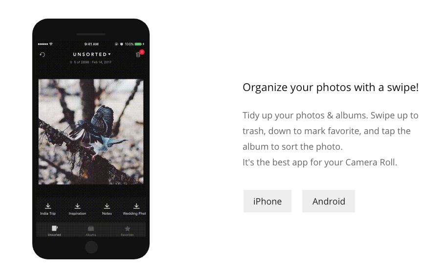 Slidebox App