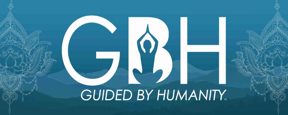 Guided by Humanity Logo: The letter