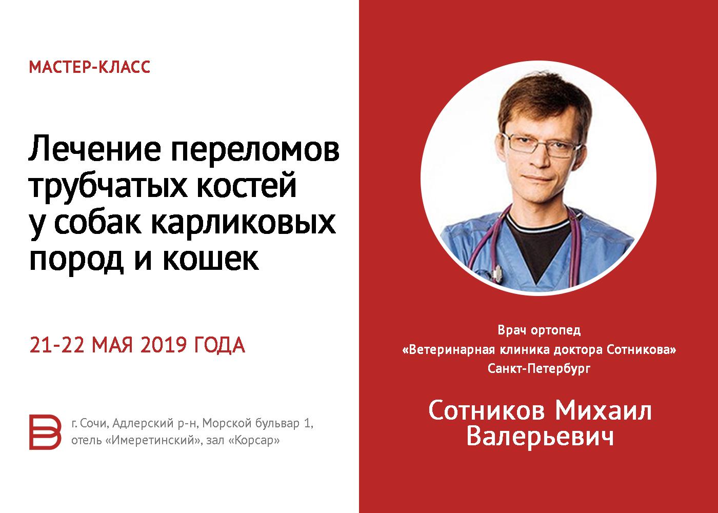 Сотников Михаил Валерьевич