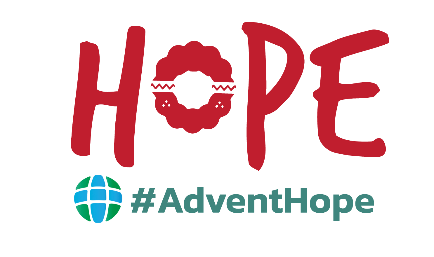 #AdventHope