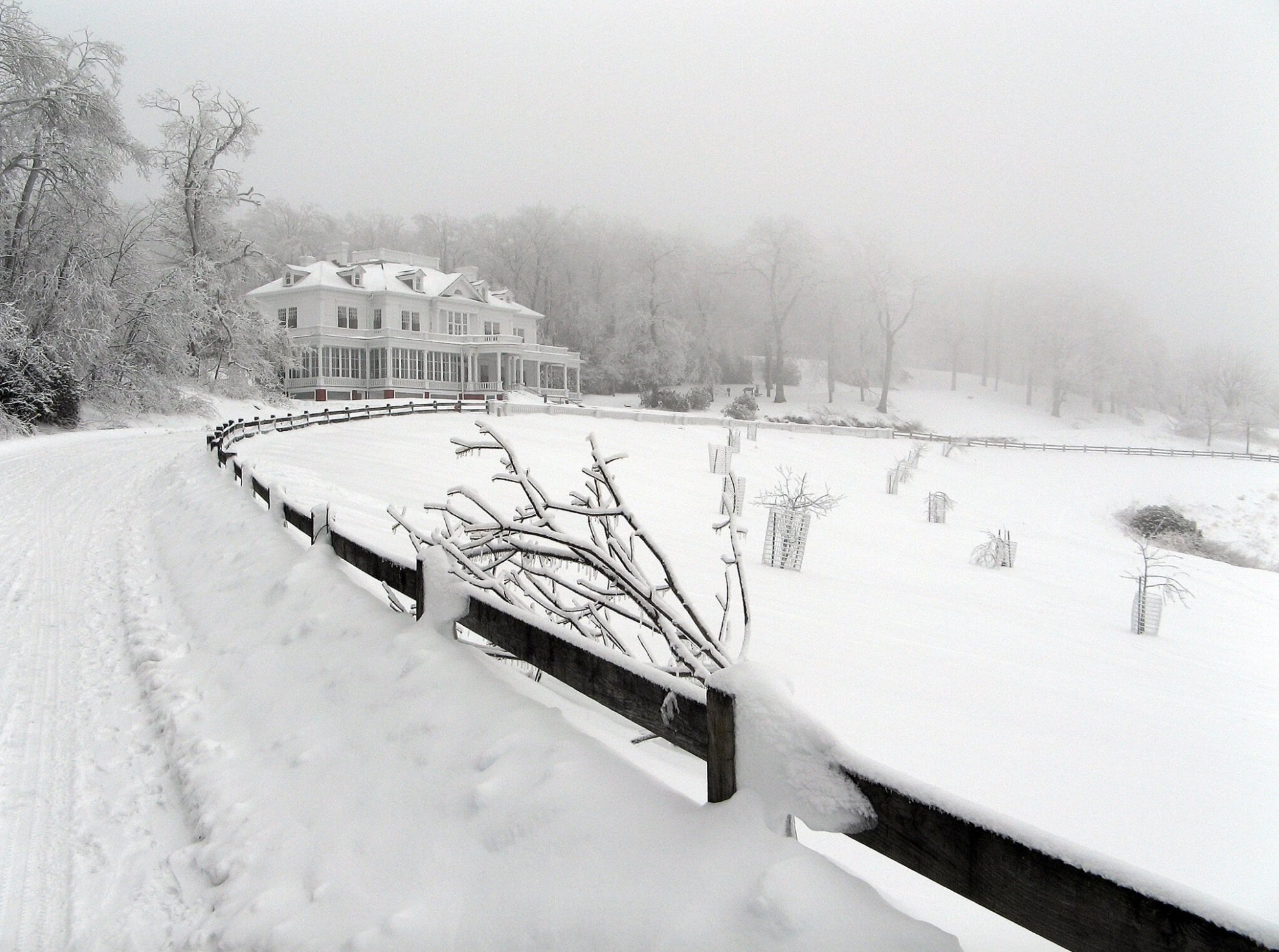 Moses H. Cone Estate, Blue Ridge Parkway; Bill Blake / The New York Times