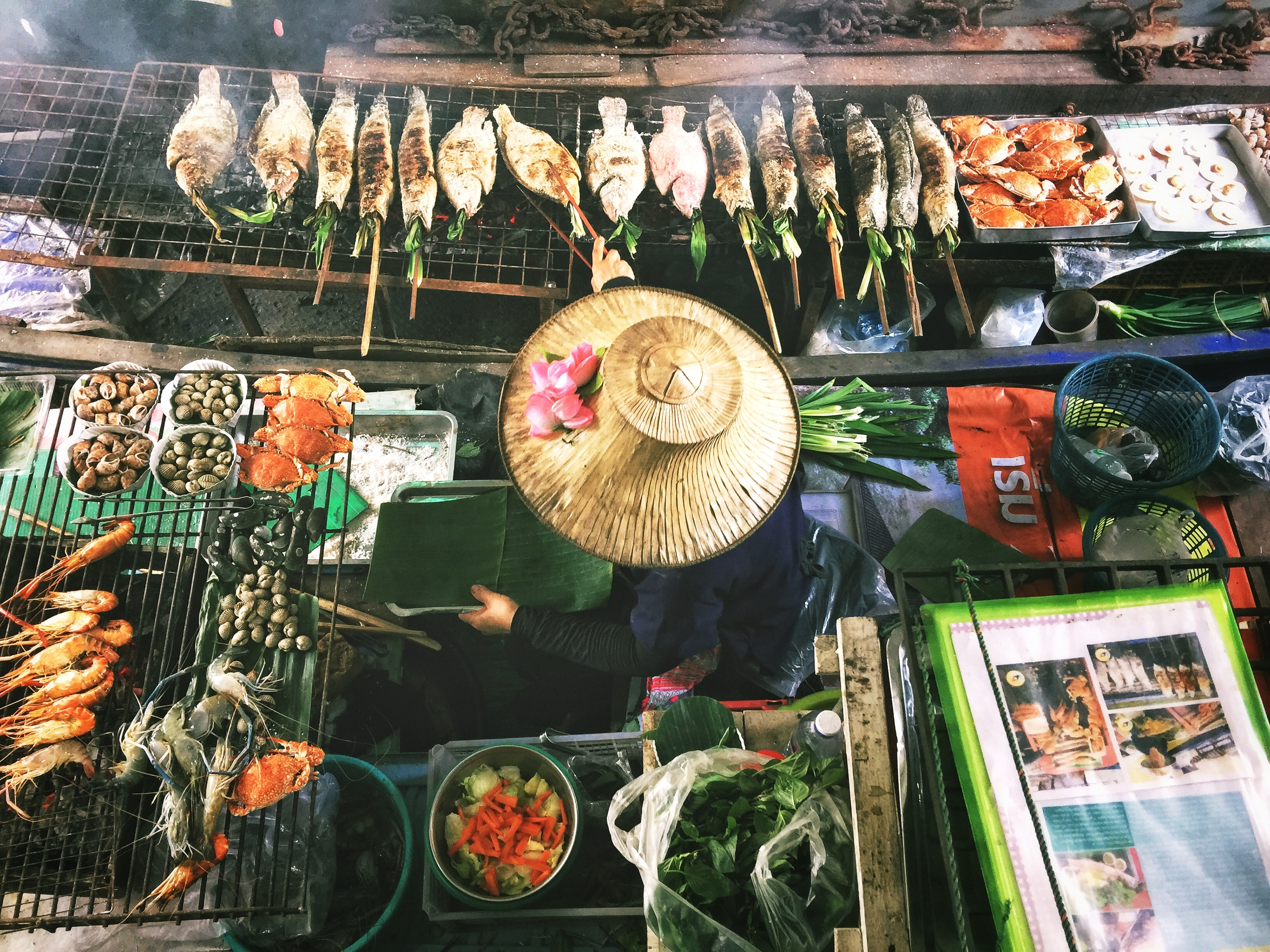 Street food in Thailand, Lisheng Chang on Unsplash