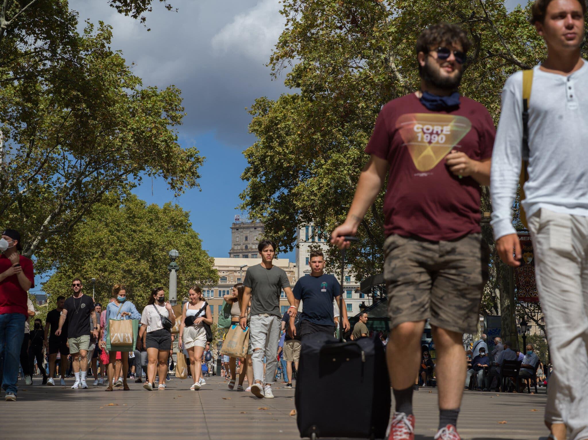 Barcelona, Samuel Aranda for The New York Times