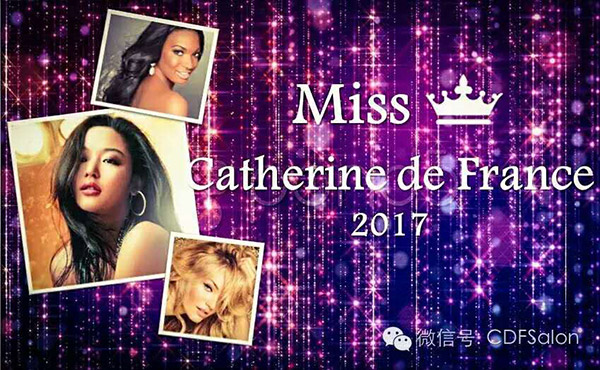 Participate at Miss Catherine de France