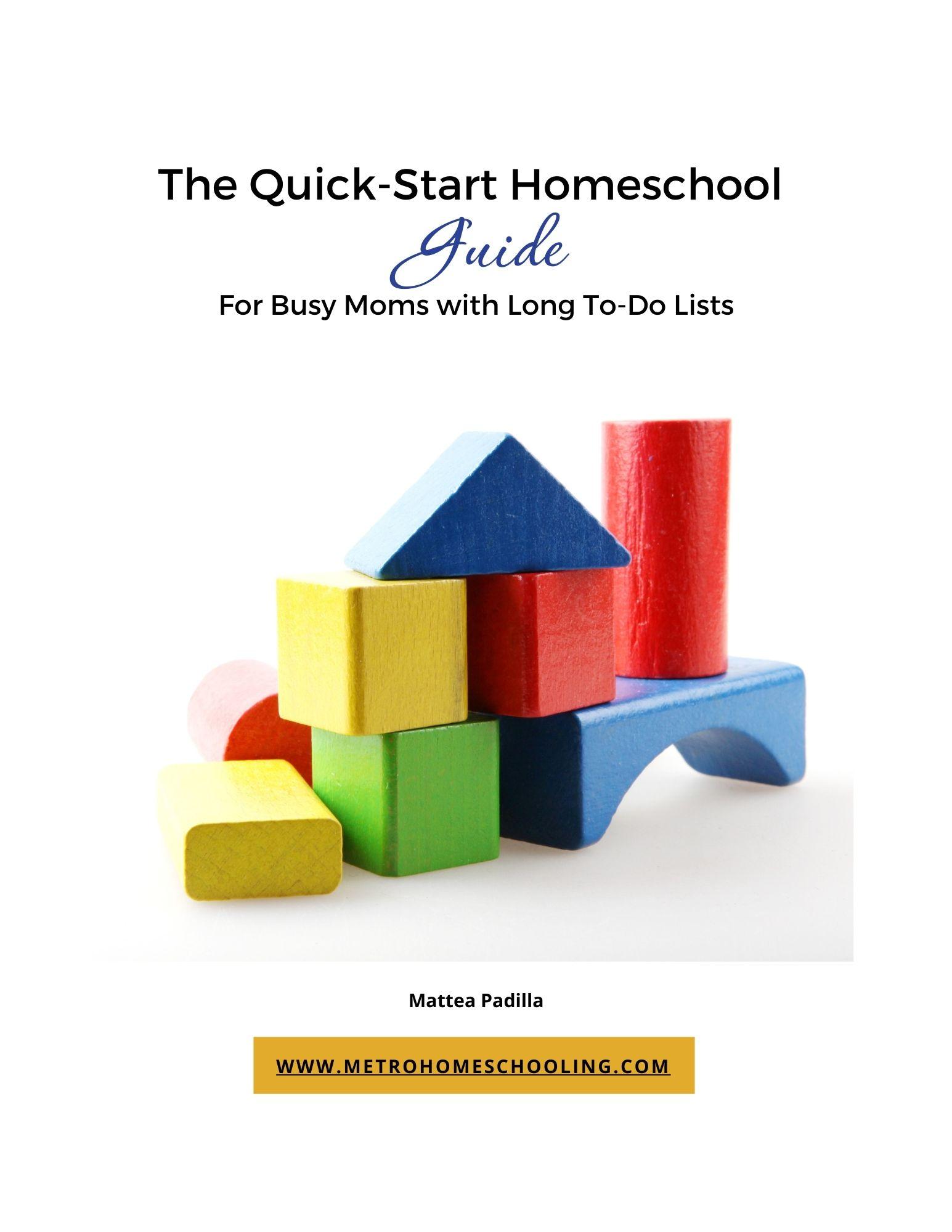 Quick Start Homeschool Guide