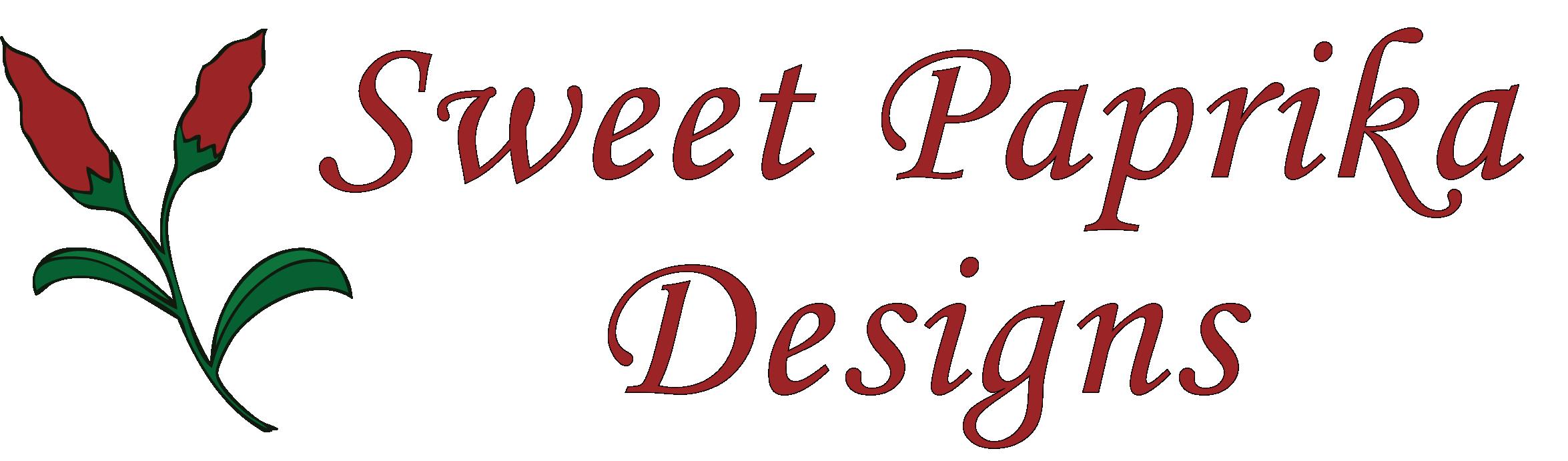 Sweet Paprika Designs logo
