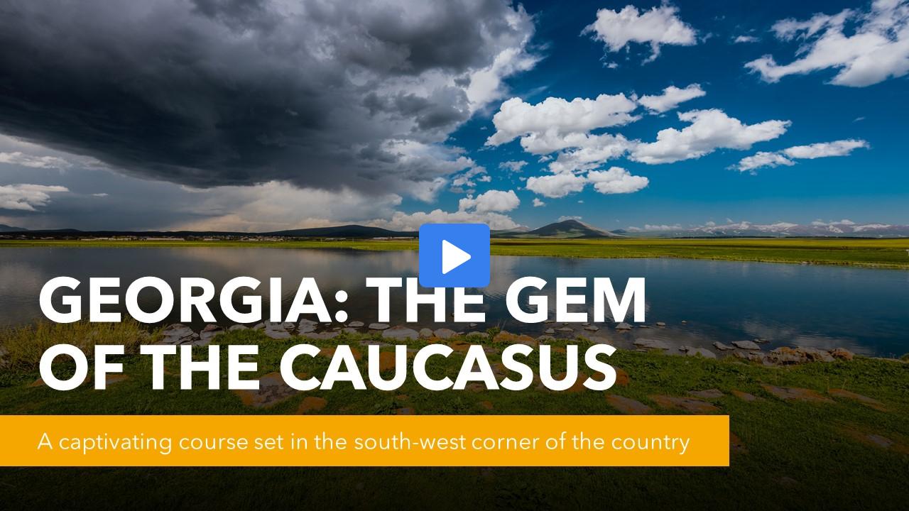 Georgia, The Caucasus Video