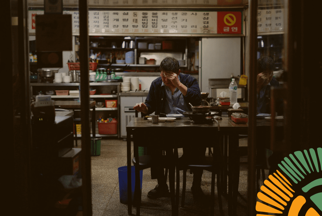 Ser educado en Corea
