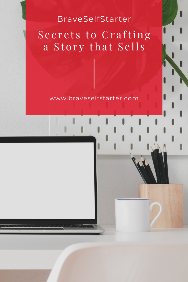 crafting a story that sells